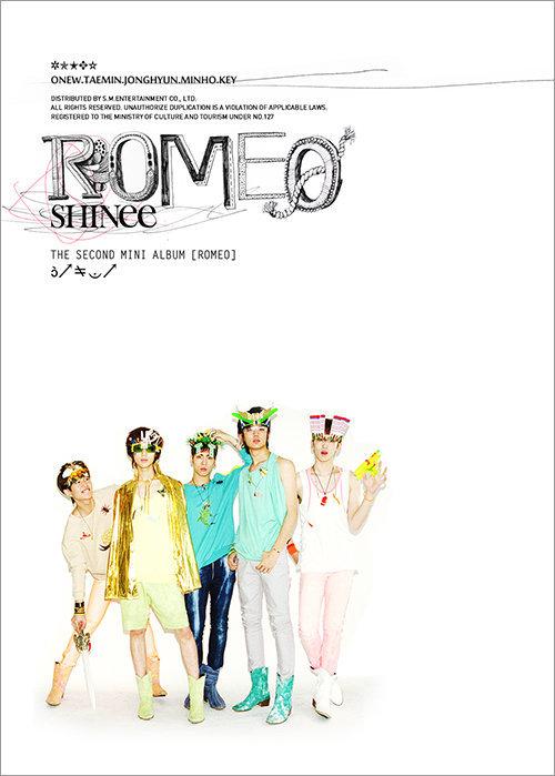 THE 2nd MINI ALBUM [ROMEO]