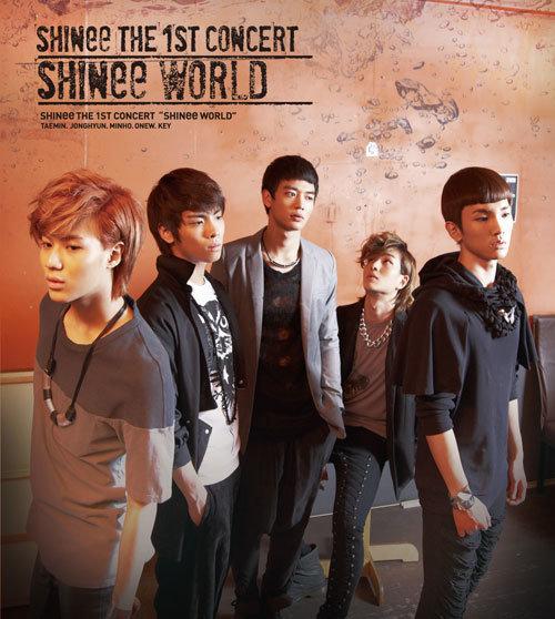 配信のみ<br>[SHINee THE 1ST ASIA TOUR CONCERT