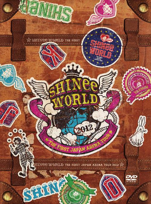初回生産限定 SPECIAL BOX<br>[SHINee THE FIRST JAPAN ARENA TOUR