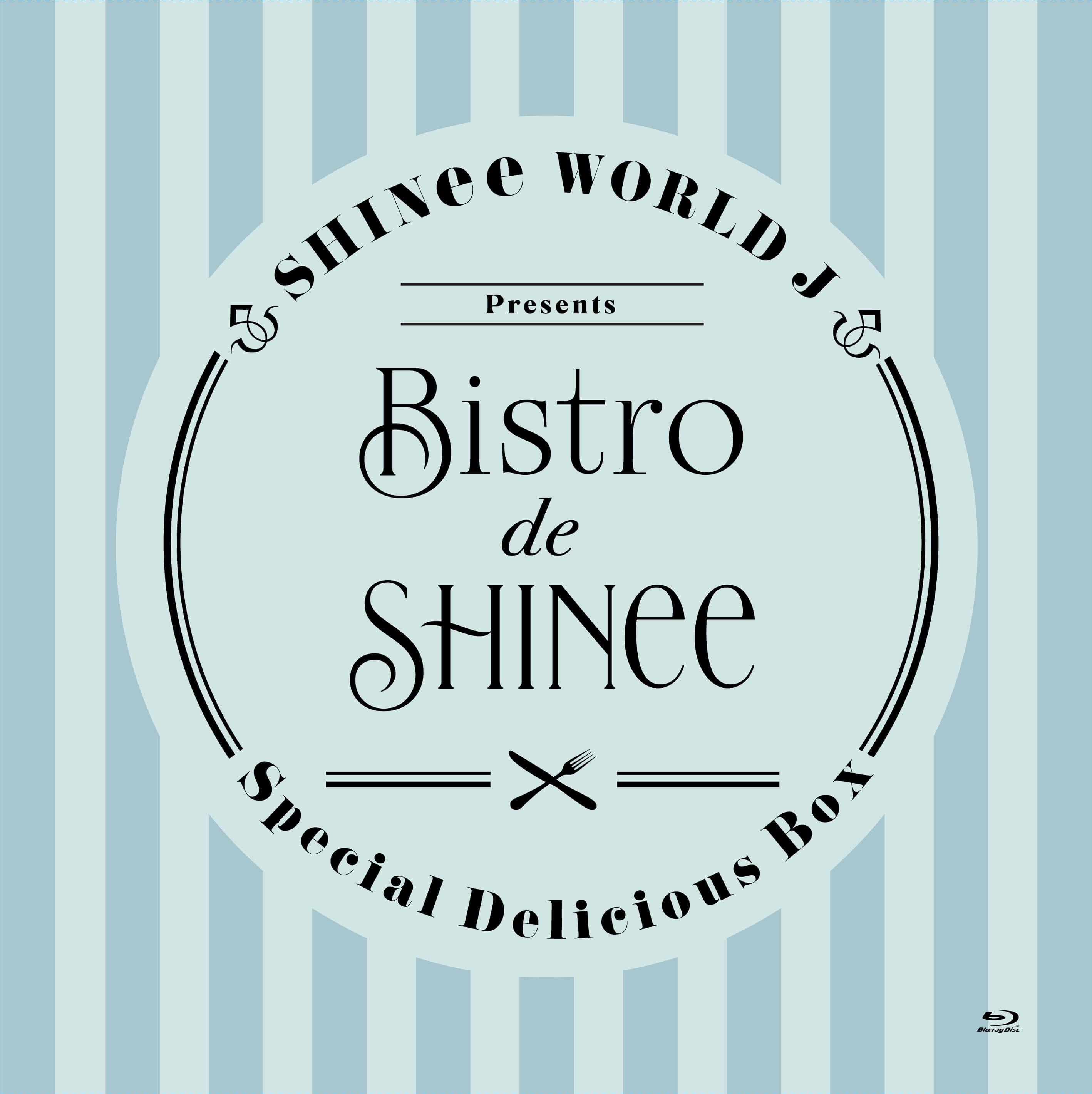 FC限定グッズ付盤<br>[SHINee WORLD J Presents ~Bistro de SHINee~]
