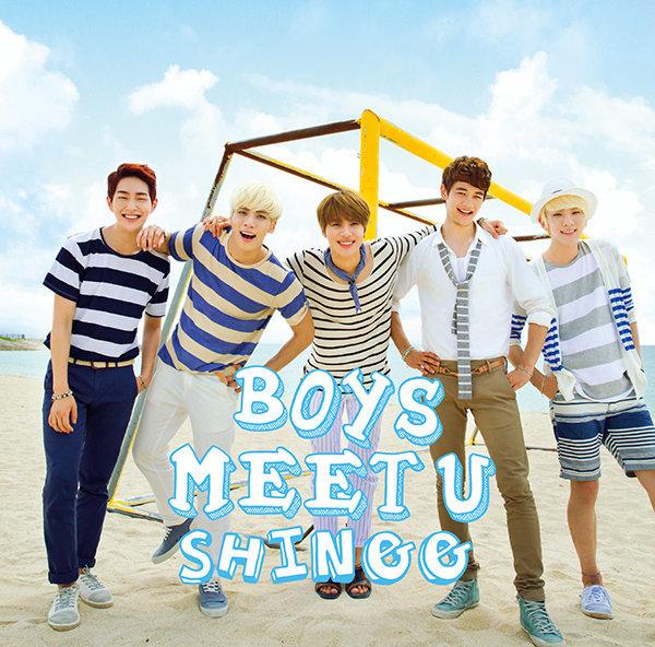 通常盤(CD ONLY)<br>[Boys Meet U]