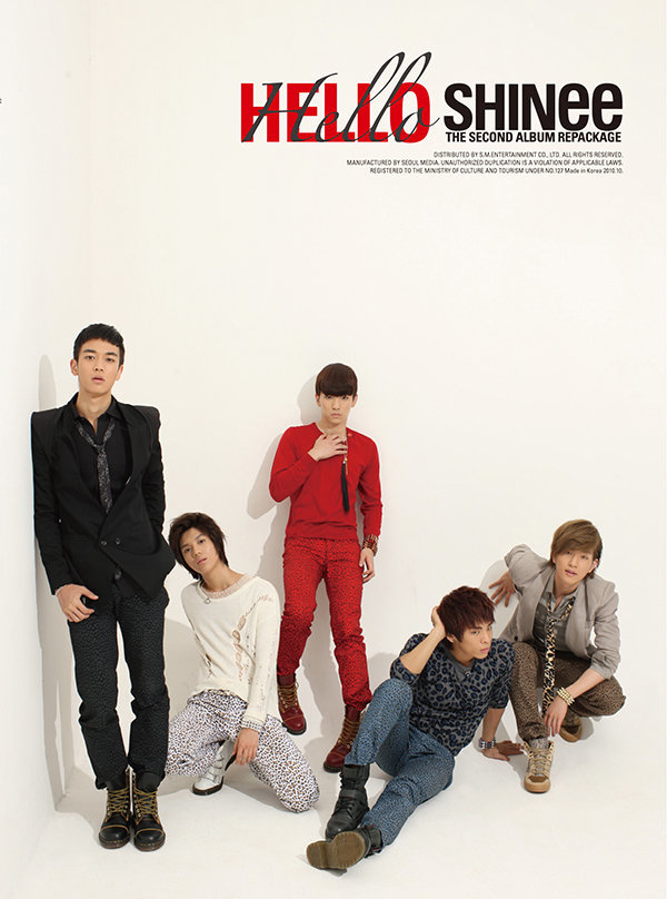 THE 2nd REPACKAGE ALBUM [HELLO]