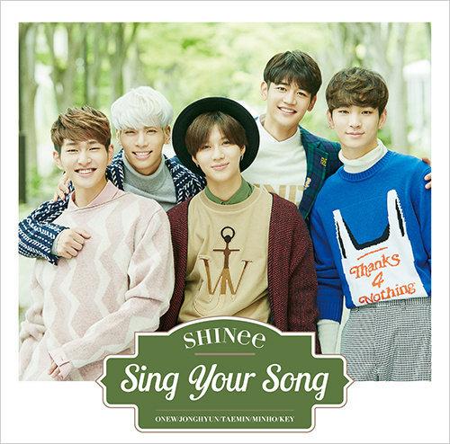 通常盤<br>[Sing Your Song]
