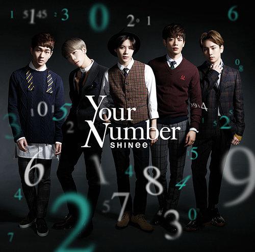 初回生産限定盤<br>[Your Number]